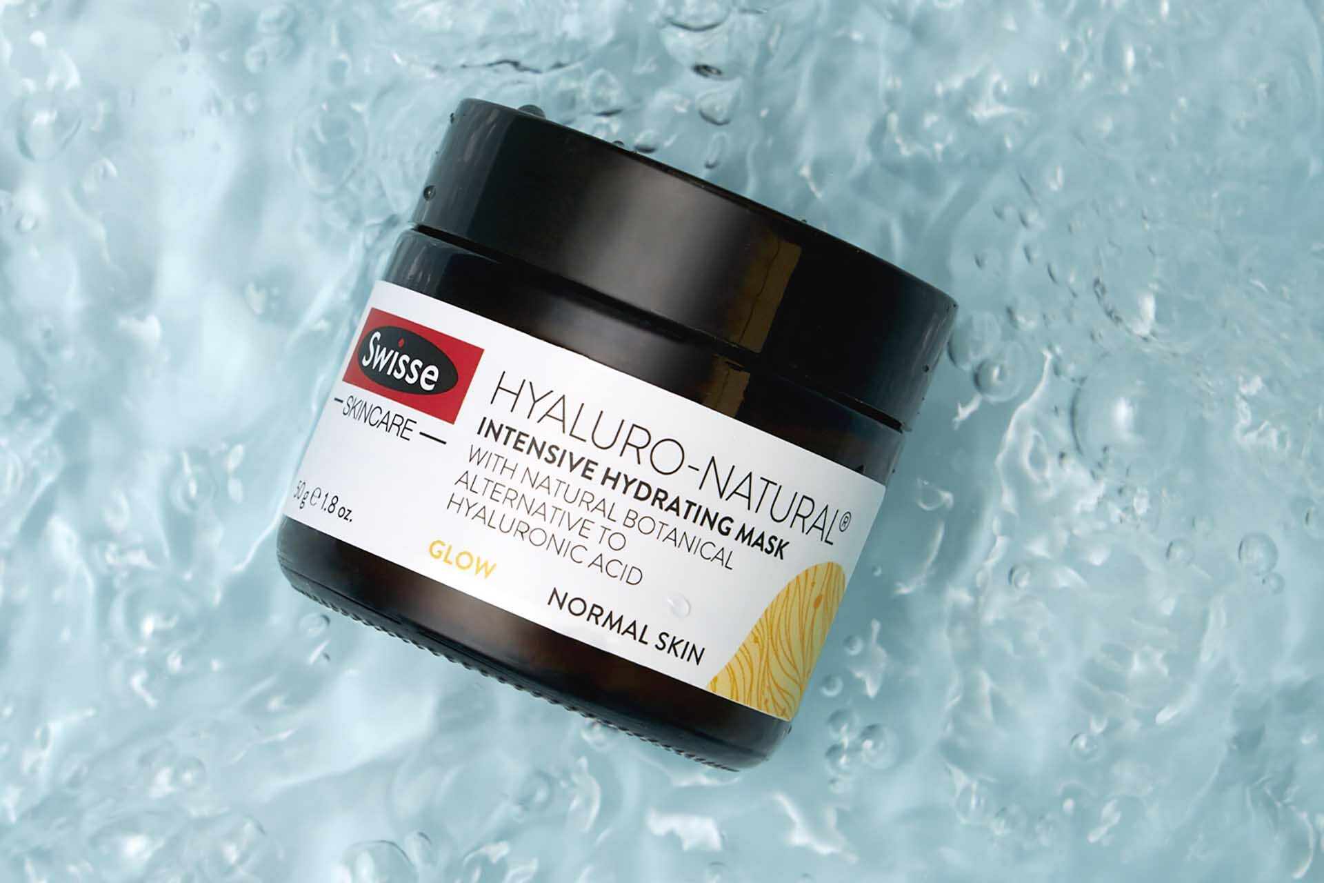 Swisse Skincare Hyaluro-Natural Intensive Hydrating Mask