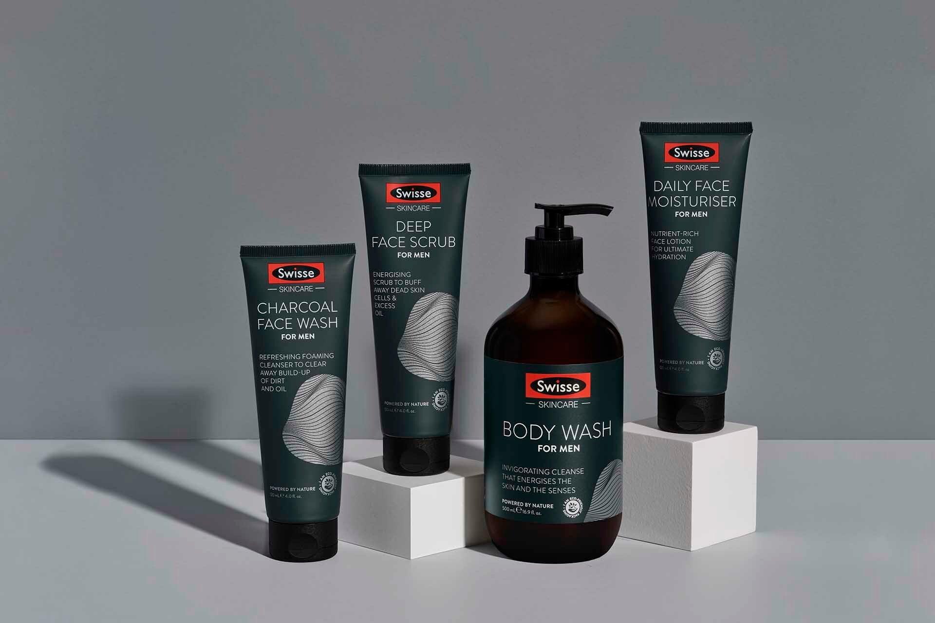 Swisse Skincare for Men