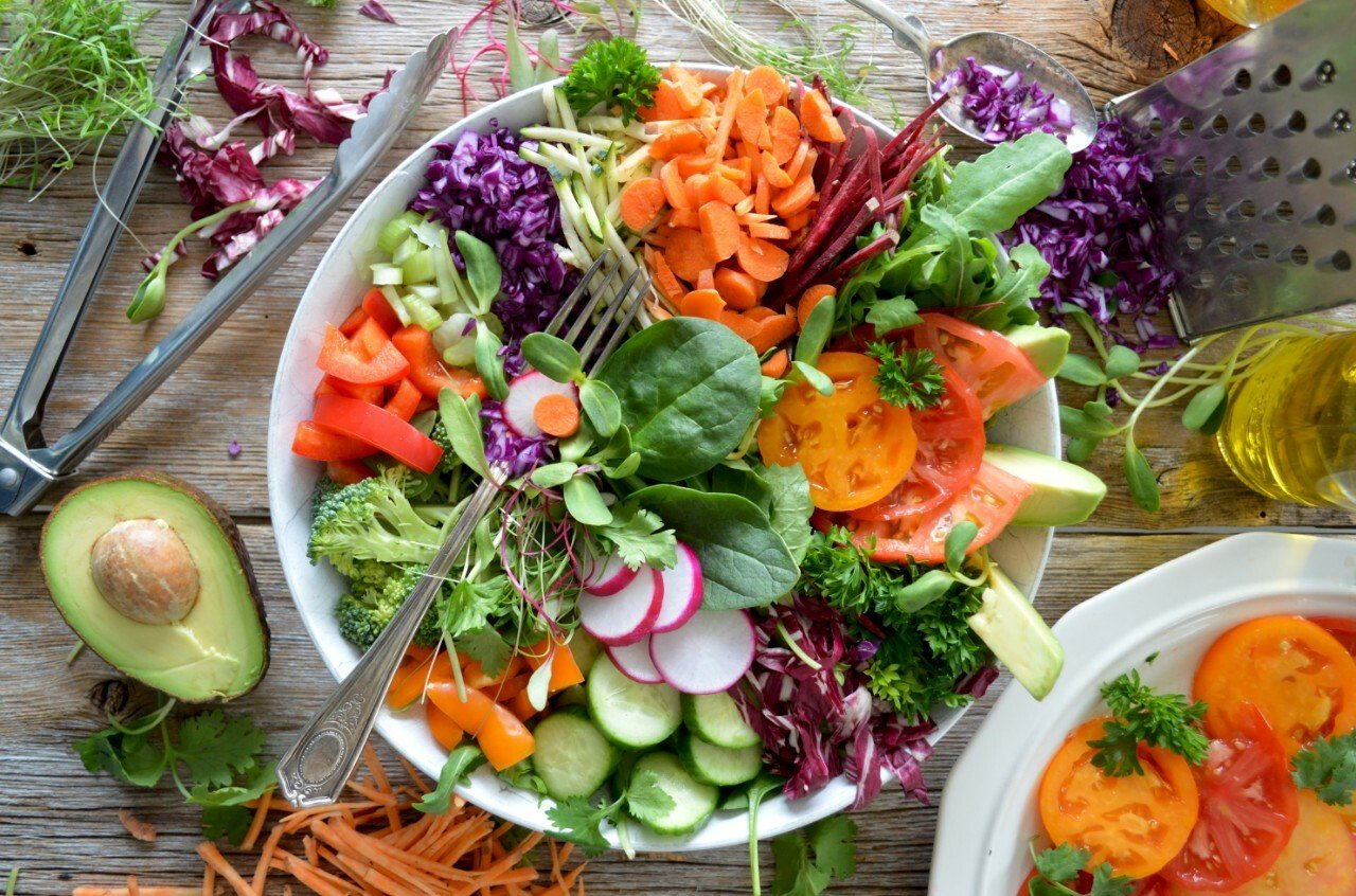 spring clean your diet