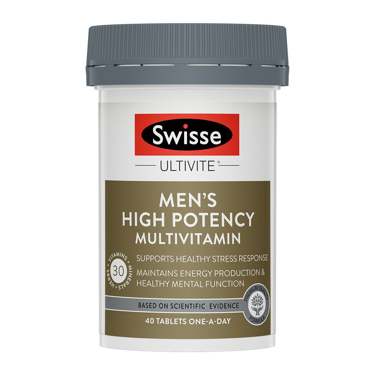 Swisse Men's Power Ultivite